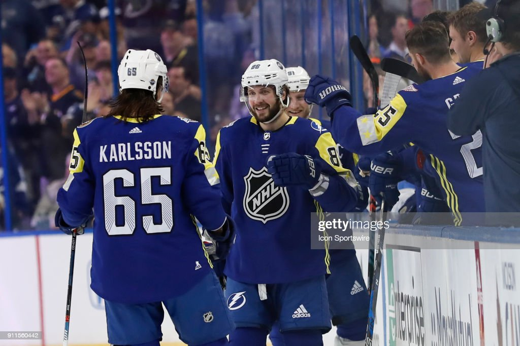 NHL: JAN 28 All-Star Game : News Photo