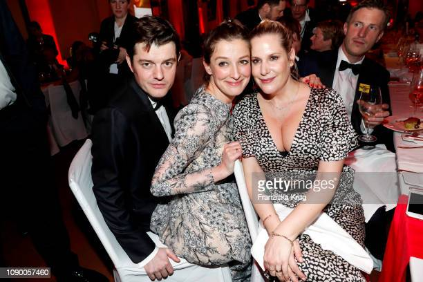 during the 46th German Film Ball at Hotel Bayerischer Hof on January 26 2019 in Munich Germany