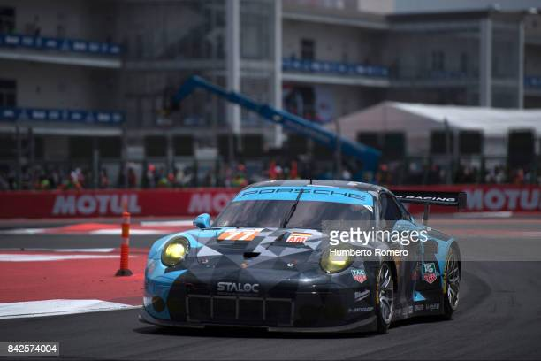 RACING during the 6 Hours of Mexico Practice as part of FIA World Endurance Championship at Hermanos Rodriguez Race Track on September 03 2017 in...