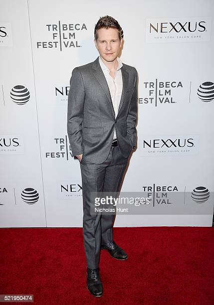 Matt Czuchry attends the Tribeca Tune In 'The Good Wife' during the 2016 Tribeca Film Festival at John Zuccotti Theater at BMCC Tribeca Performing...