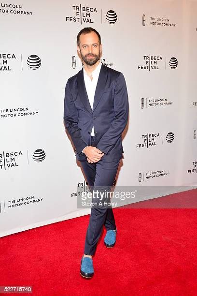 Benjamin Millepied attends the 'Reset' premiere during the 2016 Tribeca Film Festival at SVA Theatre on April 20 2016 in New York City
