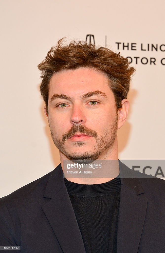 Director Alban Teurlai attends the 'Reset' premiere during the 2016 Tribeca Film Festival at SVA Theatre on April 20, 2016 in New York City.