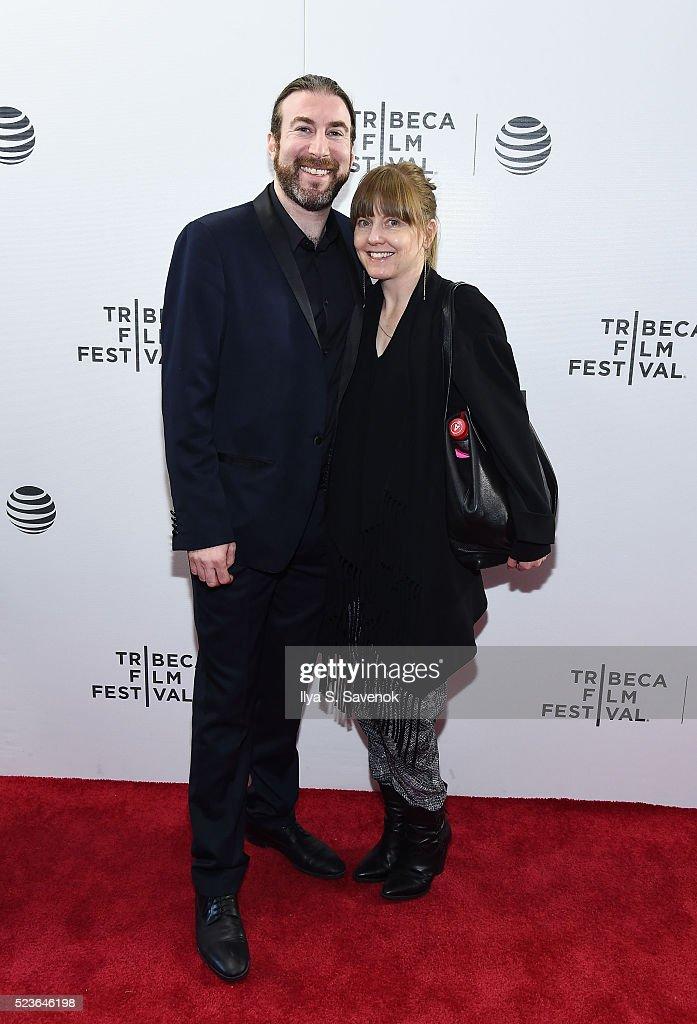 """NY: """"Ghostheads"""" Work In Progress - 2016 Tribeca Film Festival"""