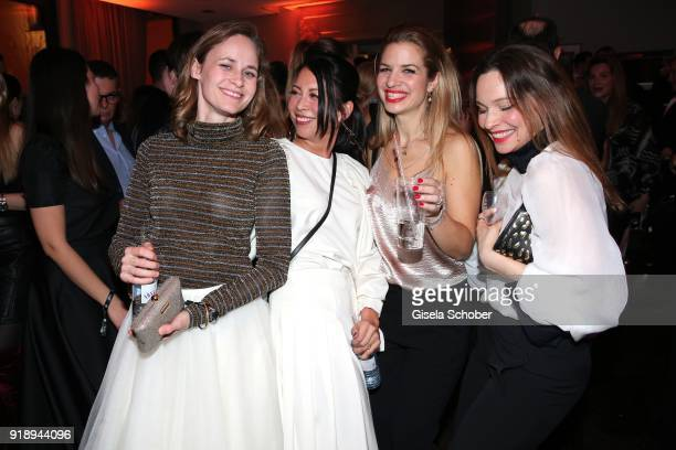 during the Berlin Opening Night by GALA and UFA Fiction at 'Das Stue' Hotel on February 15 2018 in Berlin Germany