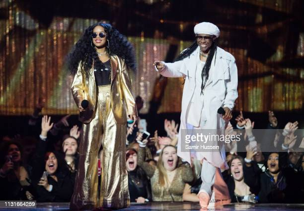 XXX during The BRIT Awards 2019 held at The O2 Arena on February 20 2019 in London England