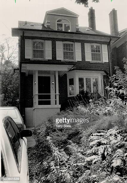 During the Depression years Brooker's home left at 107 Glenview Ave in north Toronto became a major centre for the cultural life of Toronto Members...