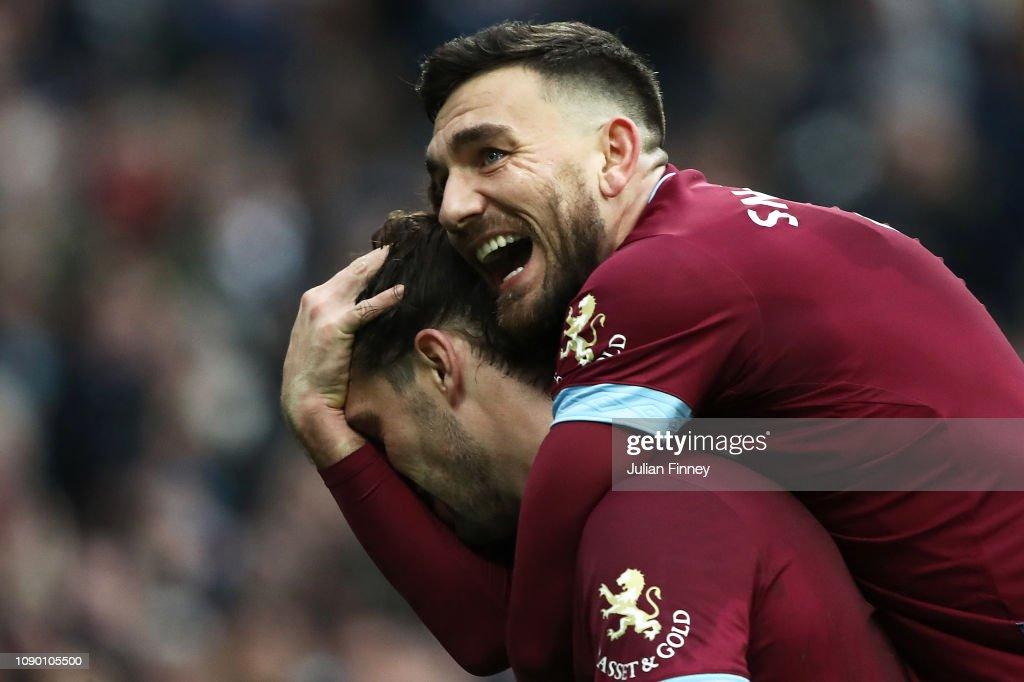 West Ham United v Birmingham City - Emirates FA Cup Third Round : Nachrichtenfoto
