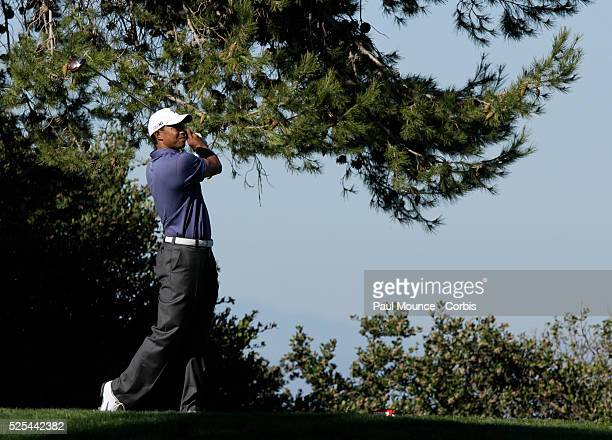 during the Farmers Insurance Open held at Torrey Pines Golf Course