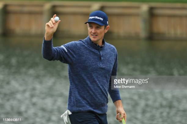 During the final round of The PLAYERS Championship on The Stadium Course at TPC Sawgrass on March 17, 2019 in Ponte Vedra Beach, Florida.