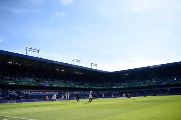 BEL: RSC Anderlecht v Royal Antwerp FC - Jupiler Pro League