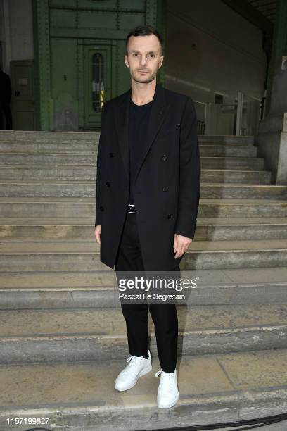 During the Karl Lagerfeld Hommage at Grand Palais on June 20, 2019 in Paris, France.