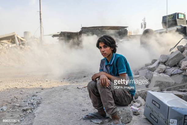 OLD CITY MOSUL NINEVEH IRAQ During the last years the number of children whose lives have been disrupted by war oppression terror and other forms of...