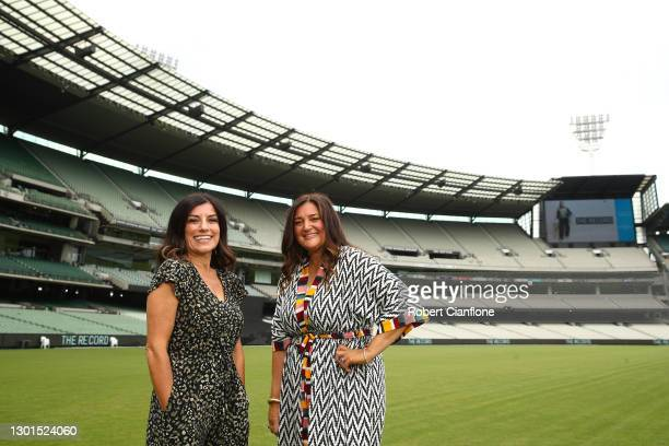 During the launch of THE RECORD documentary by Amazon Prime featuring the Australian Women's cricket team's successful 2020 Cricket World Cup...