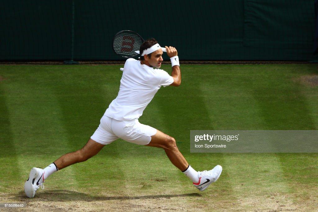 TENNIS: JUL 16 Wimbledon : ニュース写真