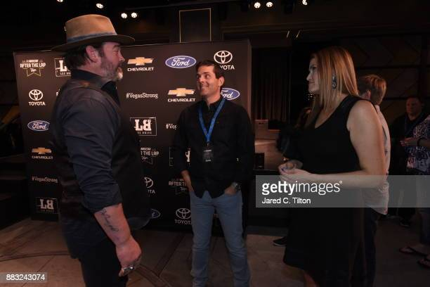 during the NASCAR After the Lap at the The Chelsea at The Cosmopolitan of Las Vegas on November 29 2017 in Las Vegas Nevada