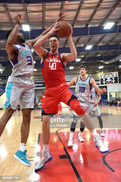 during the NBA G League Showcase Game 4 on January 10 2018 at the Hershey Centre in Mississauga Ontario Canada NOTE TO USER User expressly...