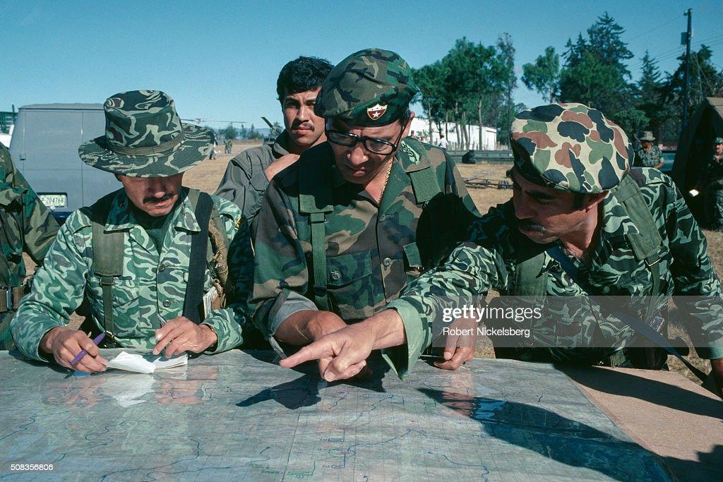 General Garcia In Quiche : Fotografía de noticias