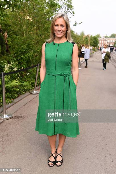 During the RHS Chelsea Flower Show 2019 press day at Chelsea Flower Show on May 20, 2019 in London, England.
