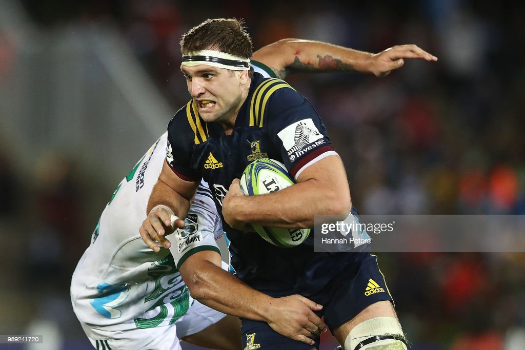Super Rugby - Highlanders v Chiefs