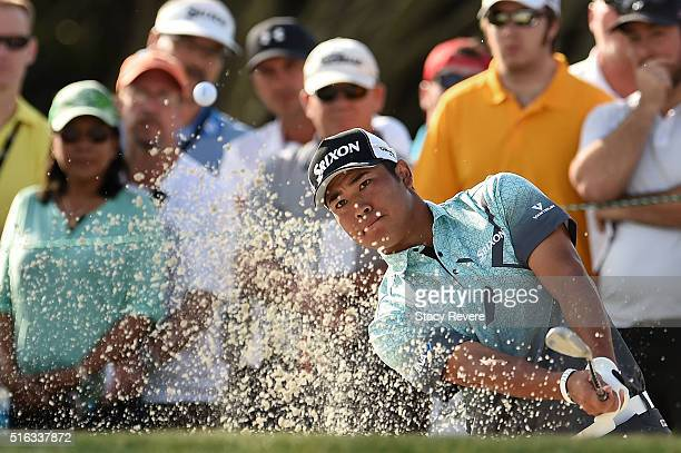 during the second round of the Arnold Palmer Invitational Presented by MasterCard at Bay Hill Club and Lodge on March 18 2016 in Orlando Florida