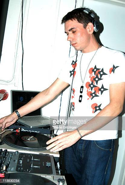 During The Star Rooms 2005 Memorial Day Party with Special Guest DJ AM at Star Room in East Hampton, New York, United States.