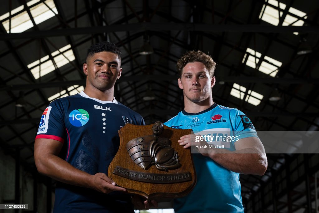 Super Rugby & Super W Season Launch : Nachrichtenfoto
