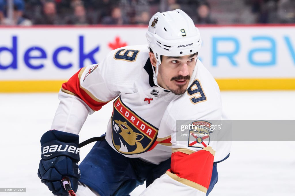 NHL: FEB 01 Panthers at Canadiens : News Photo