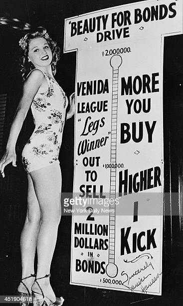 During the war years Janice Drake pretty form helped promote sale of bonds She was also billed in night club A onetime beauty pageant contestant and...