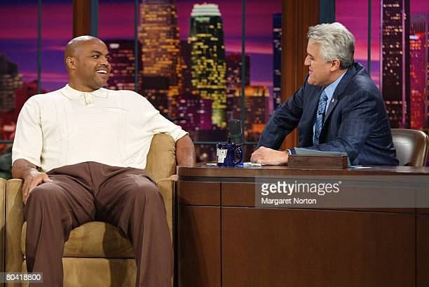 During the Wednesday October 19 2005 taping of The Tonight Show with Jay Leno Charles Barkley said David Stern's dress code rules for the NBA is...