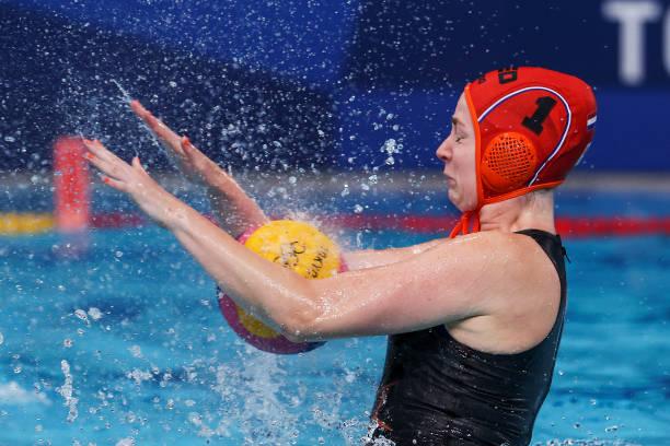 JPN: Water Polo - Olympics: Day 13