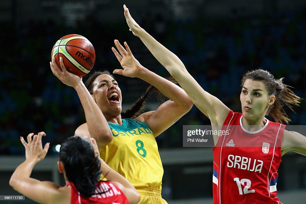 Basketball - Olympics: Day 11 : News Photo