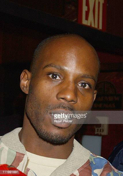 DMX during World Premiere of Cradle 2 The Grave at Ziegfeld Theater in New York New York United States