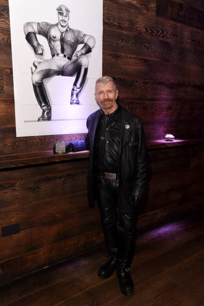 GBR: Tom of Finland x 10 Magazine Party at the London EDITION