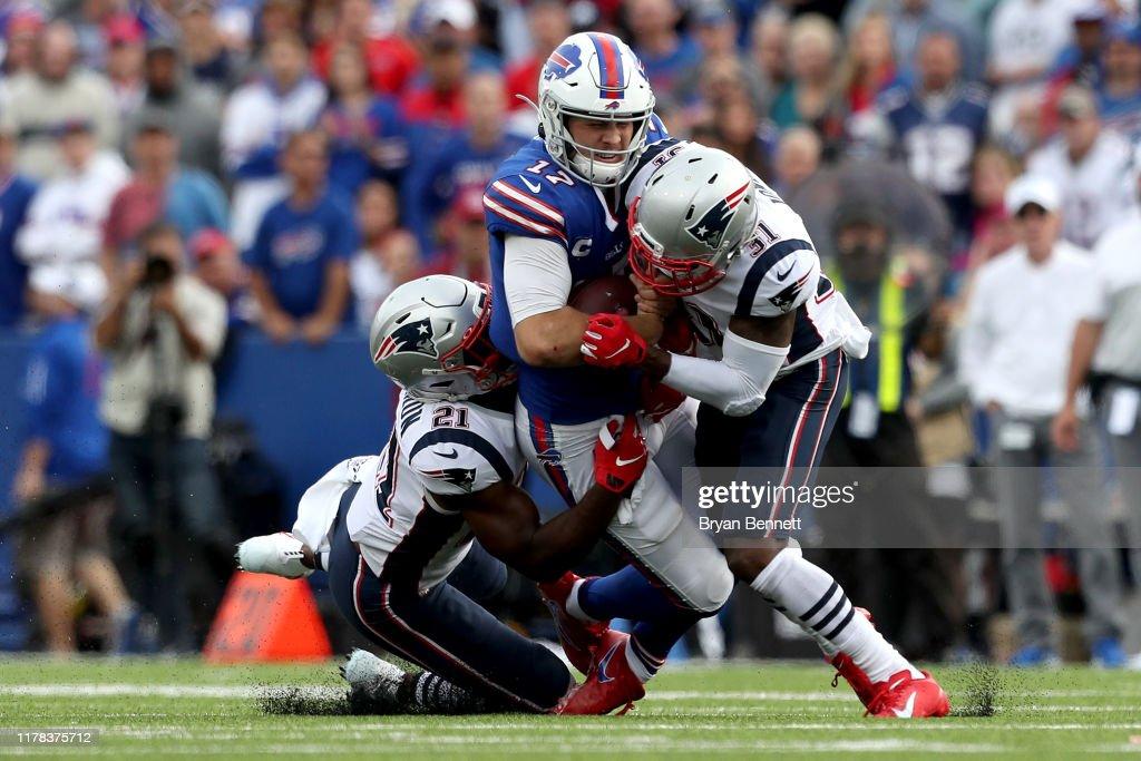 New England Patriots vBuffalo Bills : News Photo