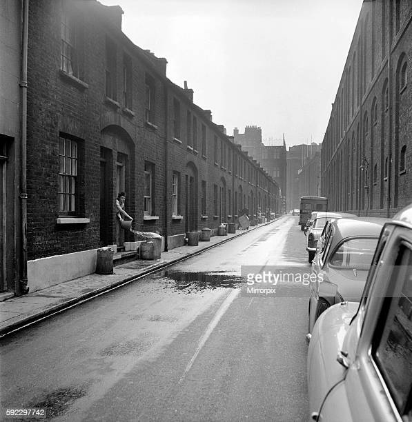 Durward Street Whitechapel London The murder scene of Jack's first victim the 41 year old prostitute Mary Ann Nichols Within months of the murder...