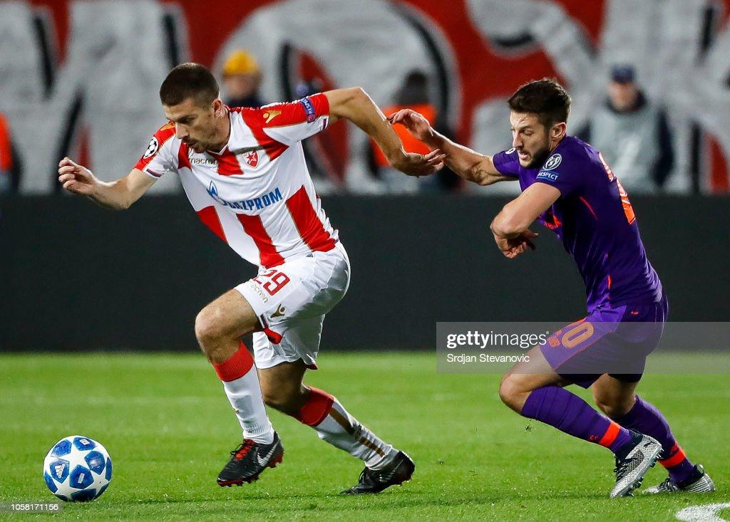 Crvena Zvezda v Liverpool - UEFA Champions League Group C : News Photo