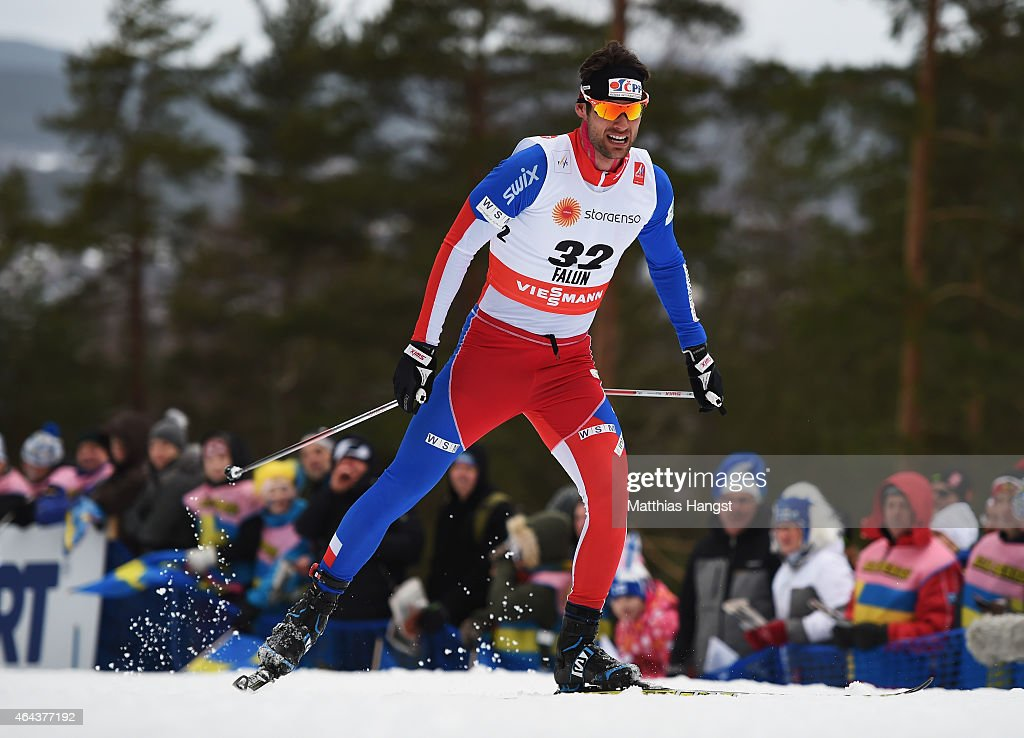 Cross Country: Men's Distance - FIS Nordic World Ski Championships