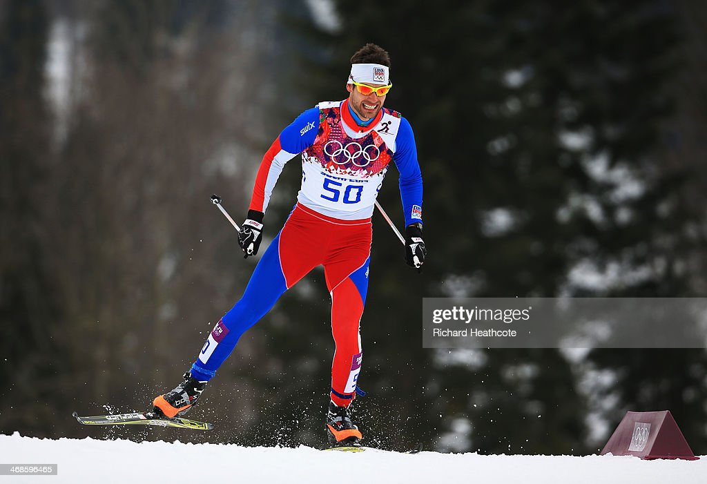 Cross-Country Skiing - Winter Olympics Day 4