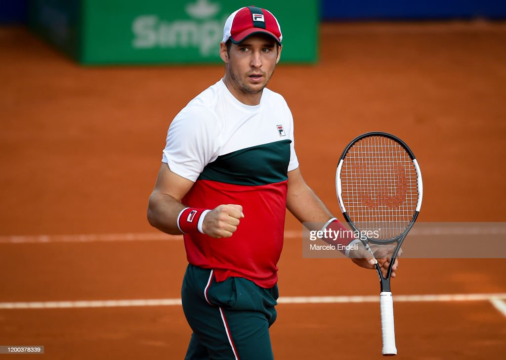 ATP Buenos Aires Argentina Open - Day 3 : News Photo