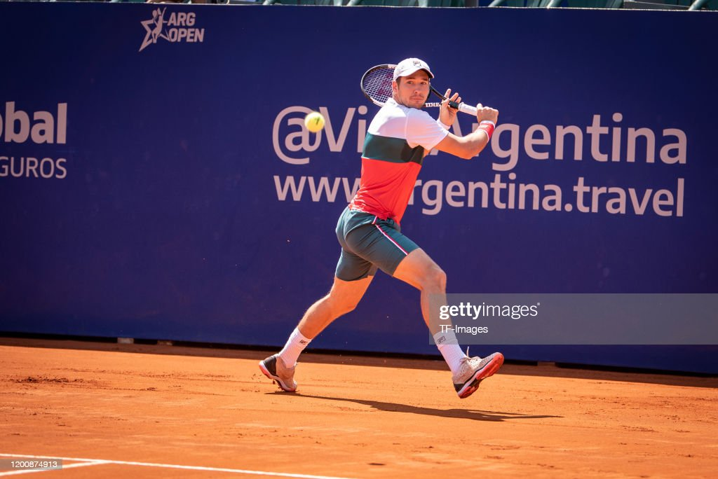 ATP Buenos Aires Argentina Open - Day 5 : News Photo