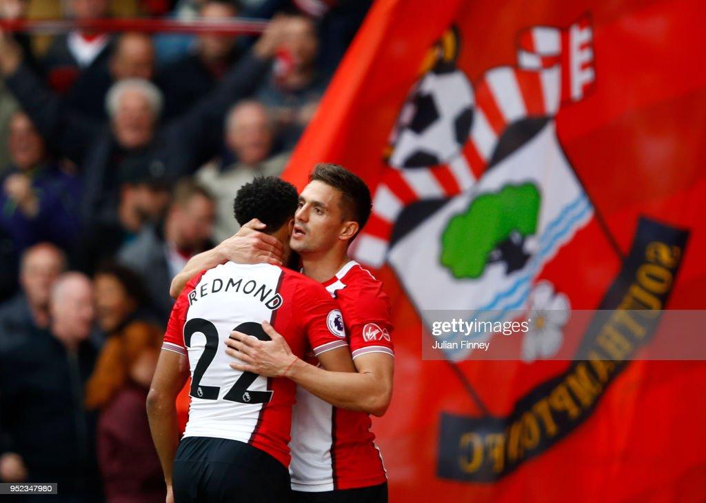 Southampton v AFC Bournemouth - Premier League : Fotografia de notícias