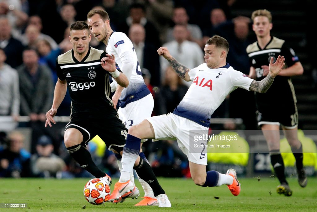 Tottenham Hotspur v Ajax - UEFA Champions League : News Photo