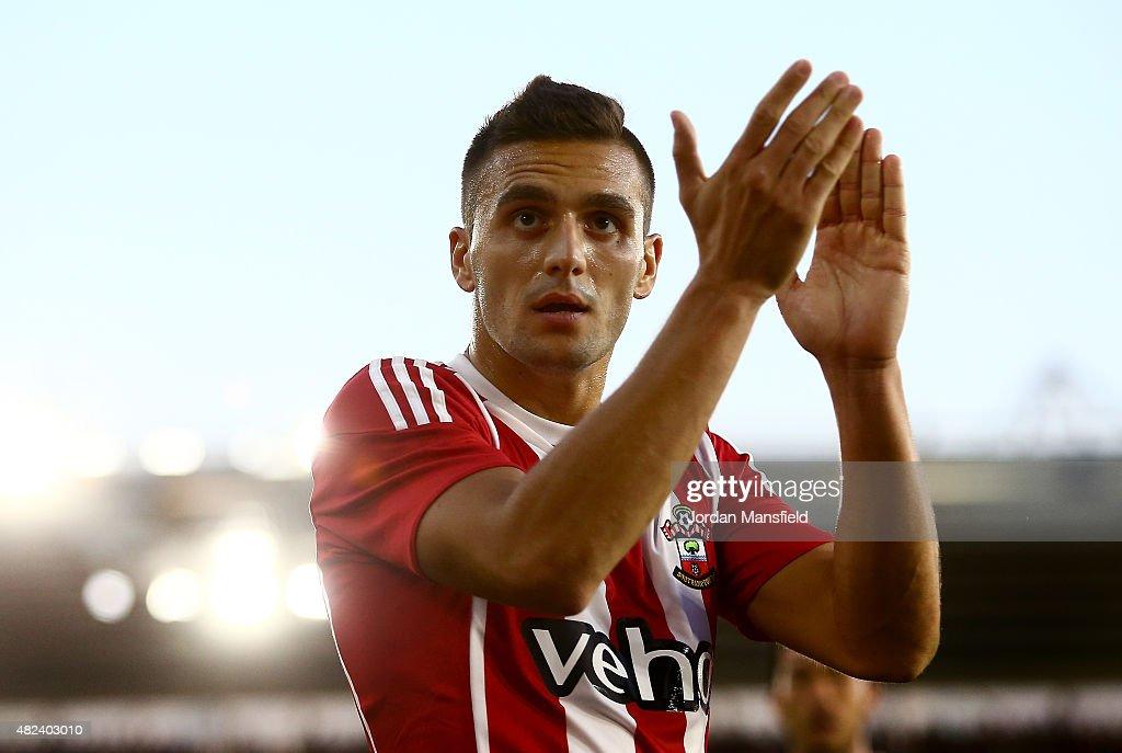 Southampton v Vitesse - UEFA Europa League: Third Qualifying Round 1st Leg : News Photo