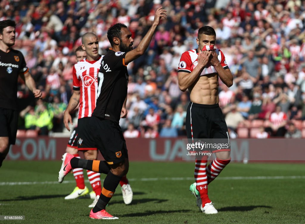 Southampton v Hull City - Premier League