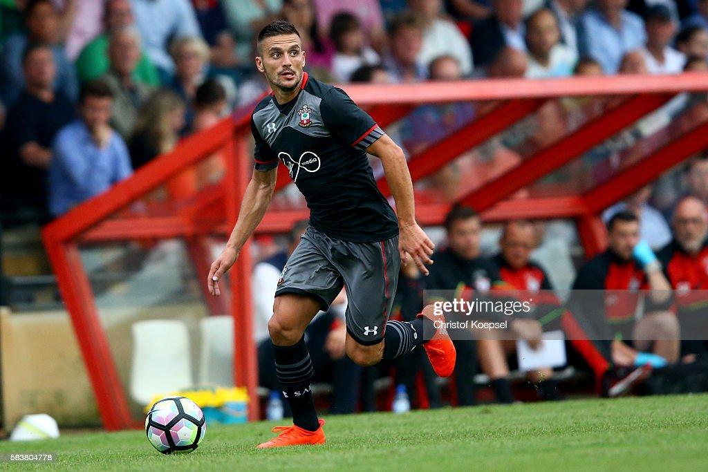 Twente Enschede v FC Southampton - Friendly Match : News Photo