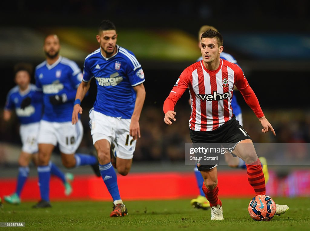 Ipswich Town v Southampton - FA Cup Third Round Replay : News Photo