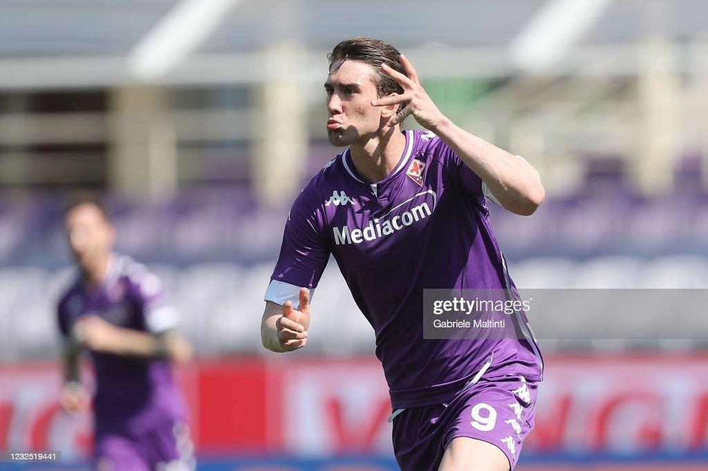 ACF Fiorentina v Juventus - Serie A : ニュース写真