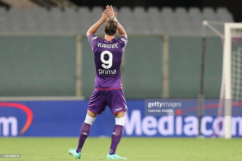 Fiorentina v Cosenza - Coppa Italia : News Photo
