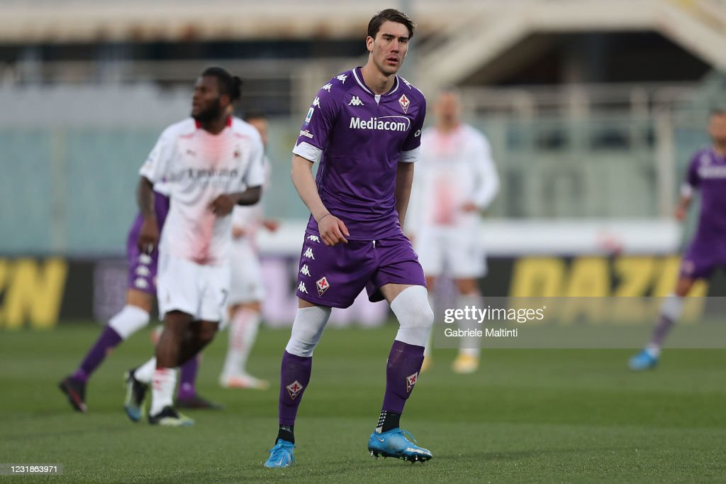ACF Fiorentina v AC Milan - Serie A : News Photo