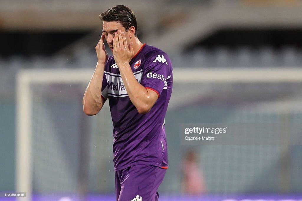 ACF Fiorentina v Espanyol - Pre-Season Friendly : News Photo